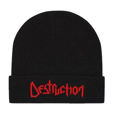 DESTRUCTION - 'Logo' Beanie