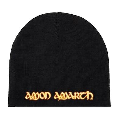 AMON AMARTH - Gold 'Logo' Beanie