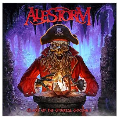 ALESTORM - 'Curse of the Crystal Coconut' CD