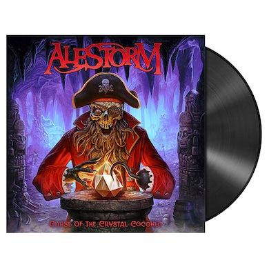 ALESTORM - 'Curse of the Crystal Coconut' LP (Vinyl)