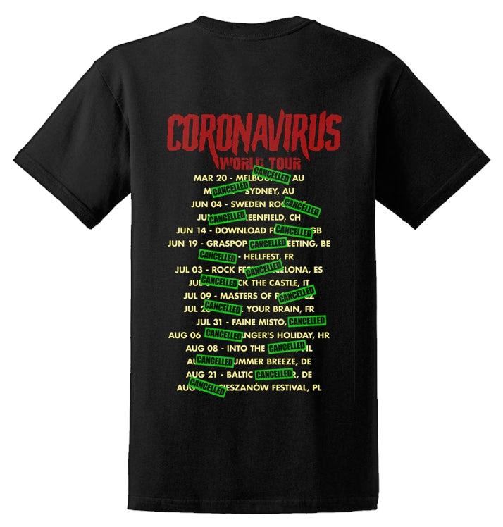 CORONA WORLD TOUR T-SHIRT