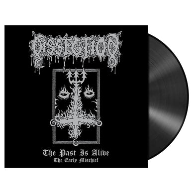 DISSECTION - 'The Past Is Alive (The Early Mischief)' LP (Vinyl)