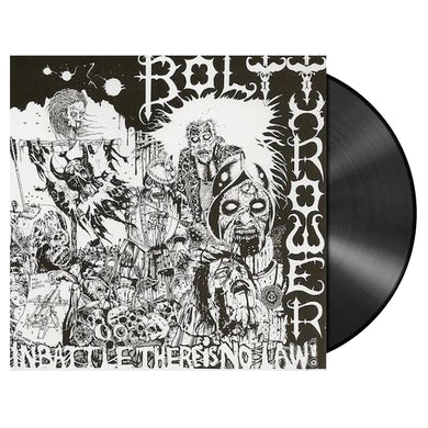 BOLT THROWER - 'In Battle There Is No Law' LP (Vinyl)