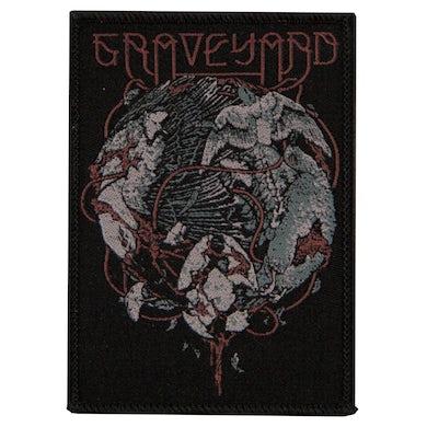GRAVEYARD (Sweden) - 'Fen Fire Bird' Patch