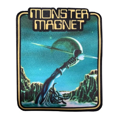 MONSTER MAGNET - 'Tab' Patch