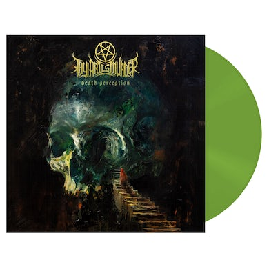 THY ART IS MURDER - 'Death Perception' EP (Green Variant) (Vinyl)