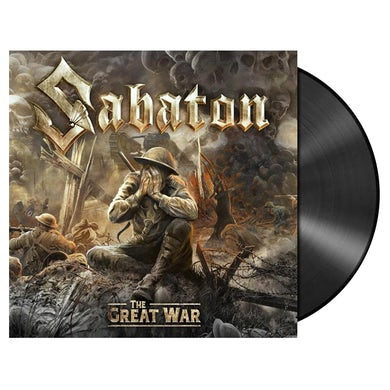SABATON - 'The Great War - History Edition' LP (Vinyl)