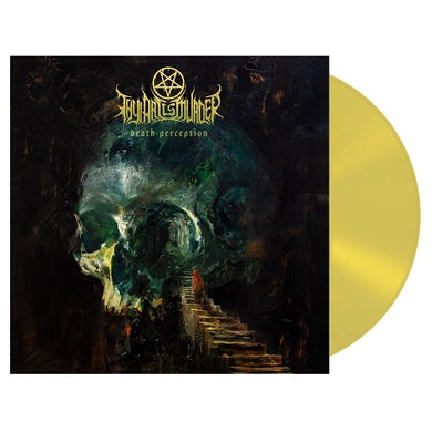 THY ART IS MURDER - 'Death Perception' EP (Yellow Variant) (Vinyl)