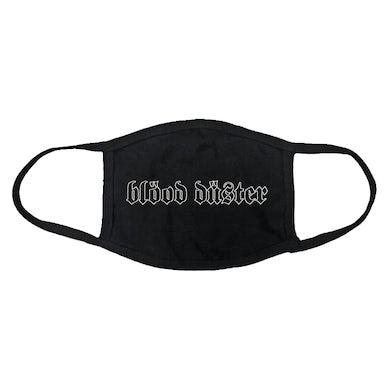 BLOOD DUSTER - 'Logo' Face Mask