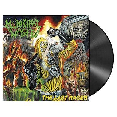 MUNICIPAL WASTE - 'The Last Rager' LP (Vinyl)