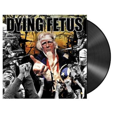 DYING FETUS - 'Destroy The Opposition' LP (Vinyl)