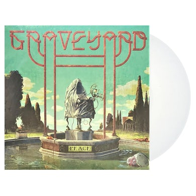 GRAVEYARD (Sweden) - 'Peace' LP (White Vinyl)