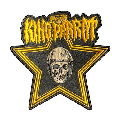 KING PARROT - 'Star' Patch