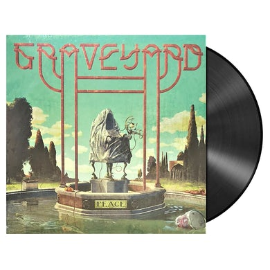 GRAVEYARD (Sweden) - 'Peace' LP (Black Vinyl)