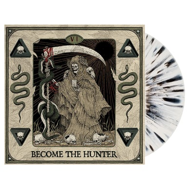 SUICIDE SILENCE - 'Become The Hunter' LP (Vinyl)