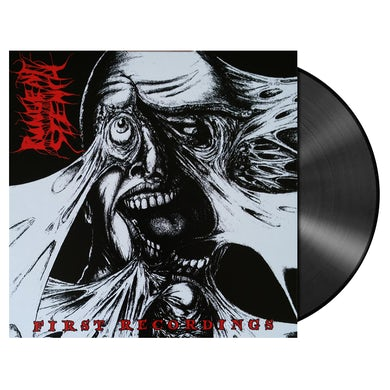 PUNGENT STENCH - 'First Recordings' LP (Vinyl)