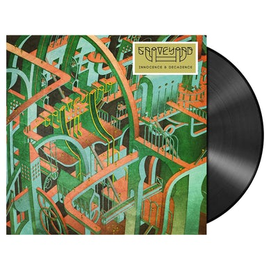 GRAVEYARD (Sweden) - 'Innocence & Decadence' LP (Black Vinyl)