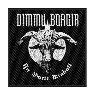 DIMMU BORGIR - 'In Sorte Diaboli' Patch