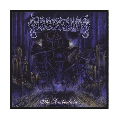 DISSECTION - 'The Somberlain' Patch
