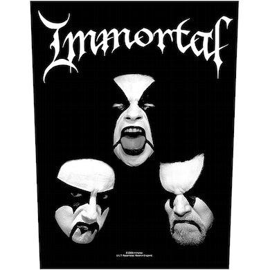 IMMORTAL - 'Blashyrkh' Back Patch