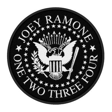 JOEY RAMONE - 'Seal' Patch