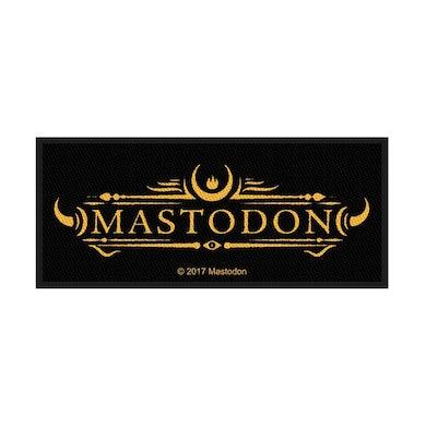 MASTODON - 'Logo' Patch