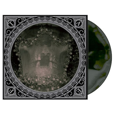 'All Empires Fall' LP (Swamp Green Vinyl)