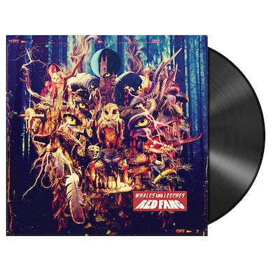 RED FANG - 'Whales And Leeches' LP (Vinyl)