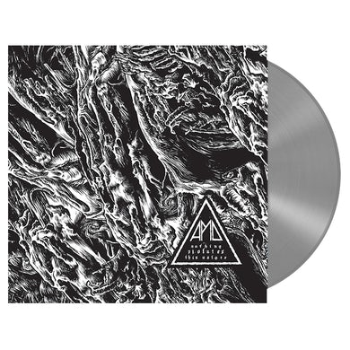 'Nothing Violates This Nature' Silver LP (Vinyl)