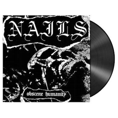 'Obscene Humanity' EP (Vinyl)