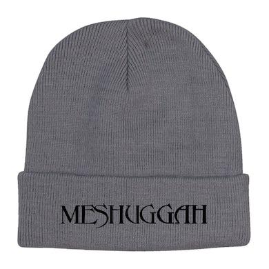 MESHUGGAH - 'Logo' Grey Beanie
