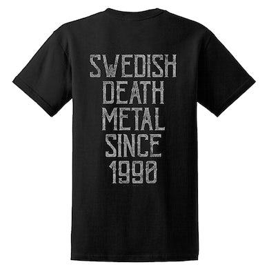 AT THE GATES - 'Swedish Death Metal' T-Shirt