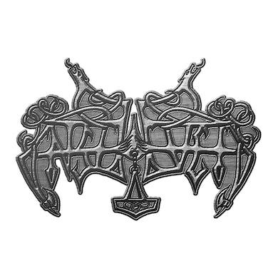 ENSLAVED - 'Logo' Metal Pin