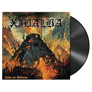 XIBALBA - 'Ańos En Infierno' LP (Vinyl)