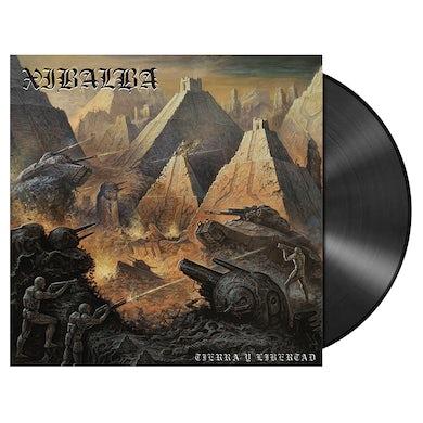 XIBALBA - 'Tierra Y Libertad' LP (Vinyl)