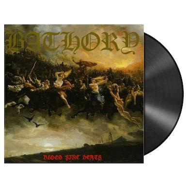 BATHORY - 'Blood Fire Death' LP (Vinyl)