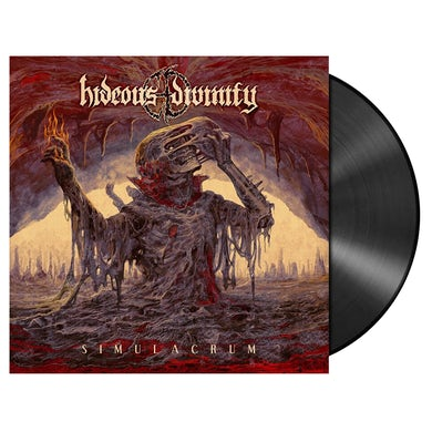 HIDEOUS DIVINITY - 'Simulacrum' LP+CD