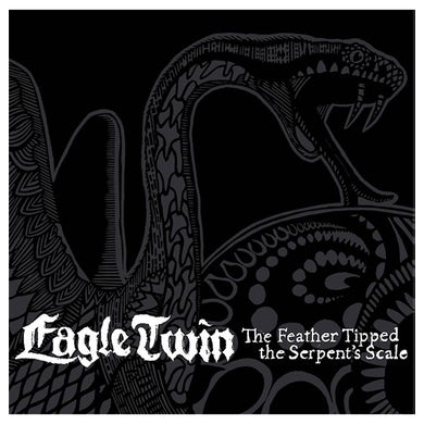'The Feather Tipped The Serpent's Scale' DigiCD