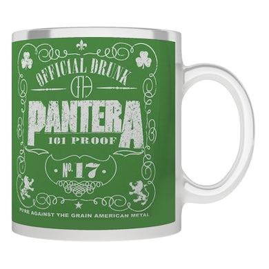 PANTERA - 'Irish' Mug