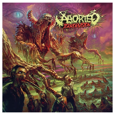 ABORTED - 'TerrorVision' CD