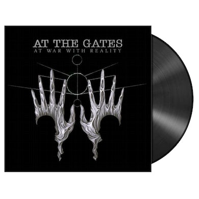 AT THE GATES - 'At War With Reality' LP (Vinyl)