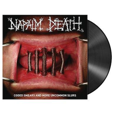 NAPALM DEATH - 'Coded Smears And More Uncommon Slurs' 2xLP (Vinyl)