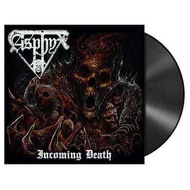 'Incoming Death' LP (Vinyl)