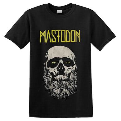 MASTODON - 'Bearded Skull' T-Shirt