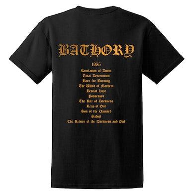 BATHORY - 'The Return...' T-Shirt