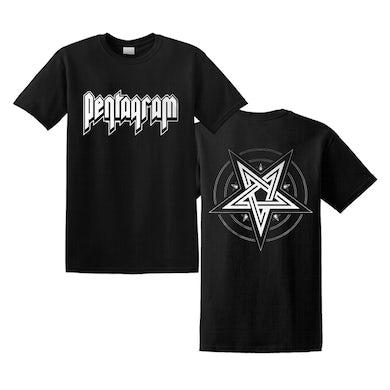 PENTAGRAM - 'Pentagram Logo' T-Shirt