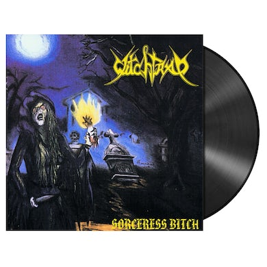 'Sorceress Bitch' LP (Vinyl)