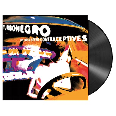'Hot Cars & Spent Contraceptives (Re-Issue)' LP (Vinyl)