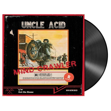 UNCLE ACID AND THE DEADBEATS - 'Mind Crawler' EP (Vinyl)