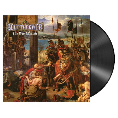 BOLT THROWER - 'The IVth Crusade' LP (Vinyl)
